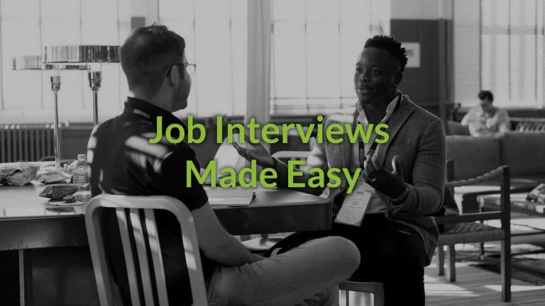 Read more about the article Secret Tips to Answering Job Interview Questions